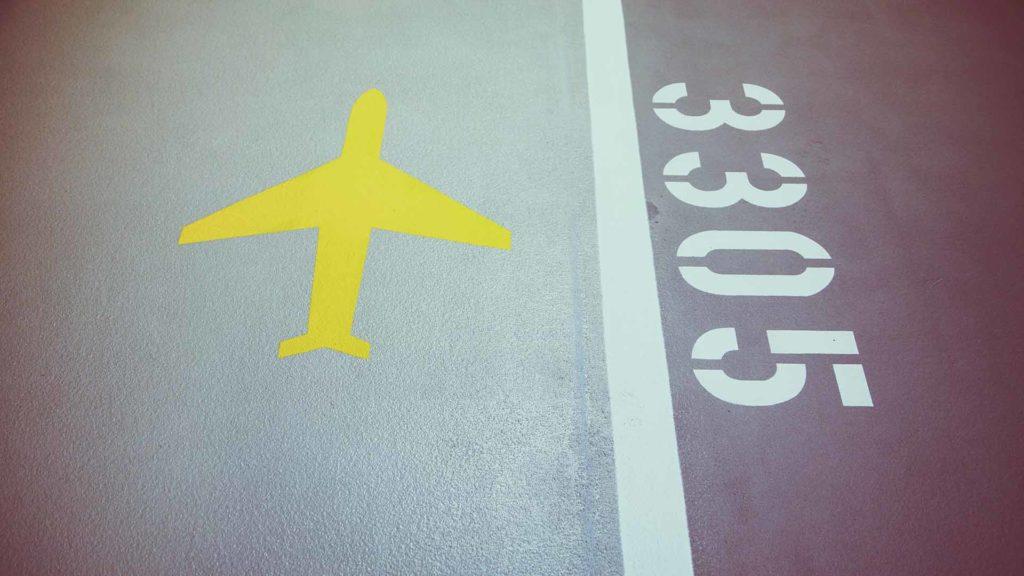 Detailní průvodce bezstarostným parkováním u letiště III, tentokrát o našem miláčkovi
